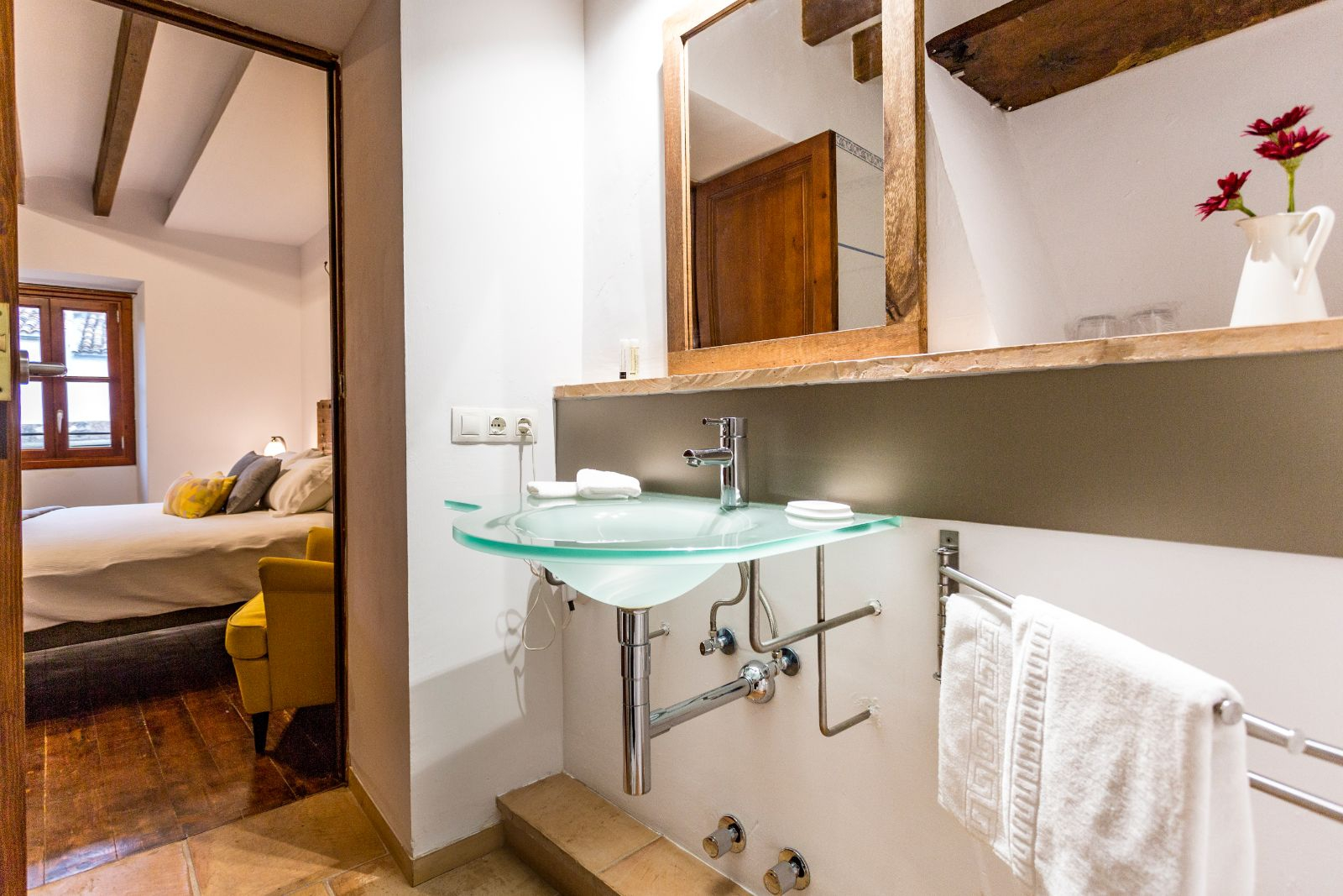 Lluerna - Habitaciones Can Joan Capó